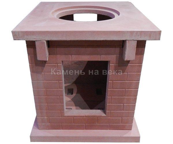 Печь бетона цементный раствор для кладки шлакоблоков